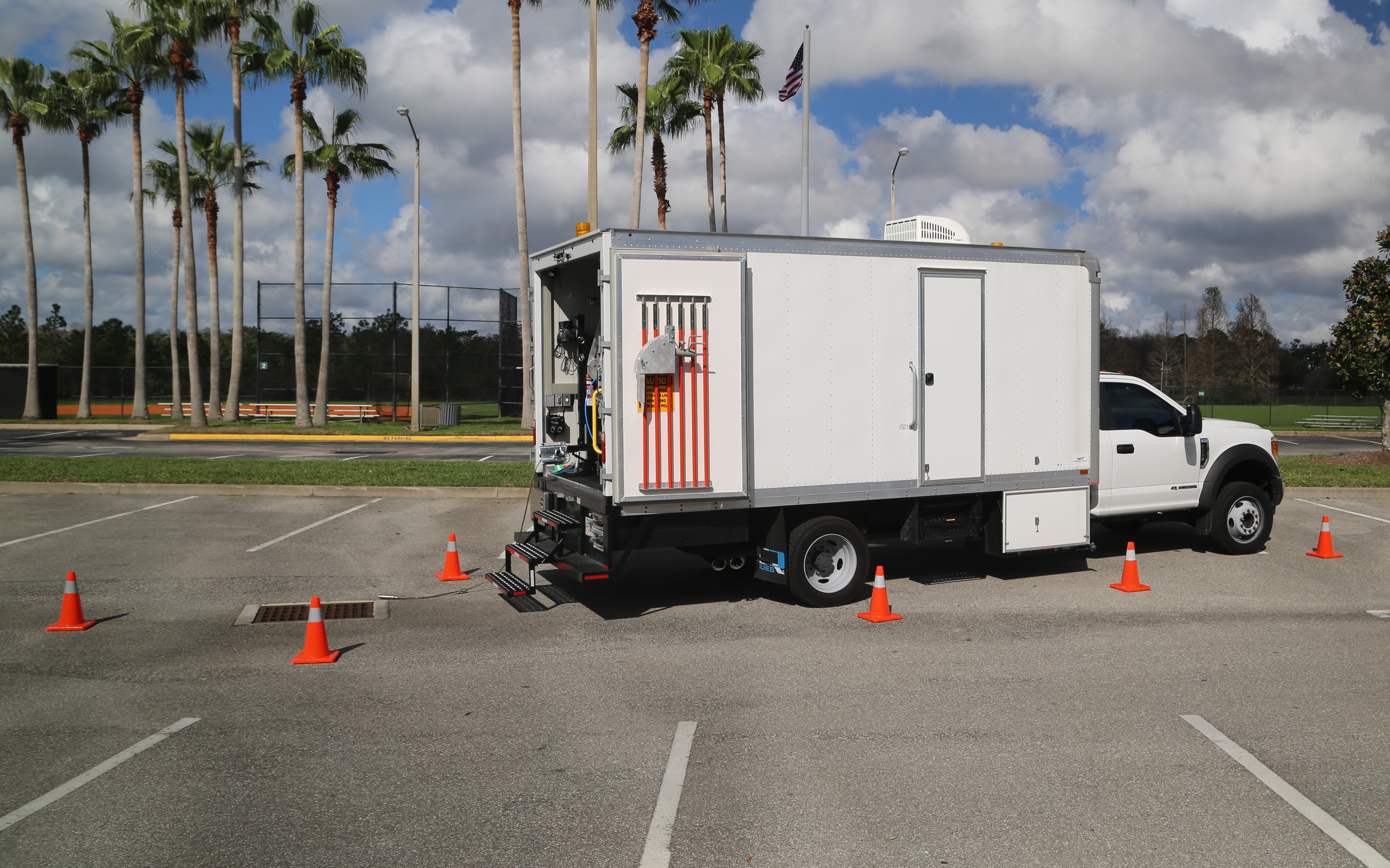 CUES Pre-Built, Demo and Trade_In Sewer and Pipeline Inspection Vehicles