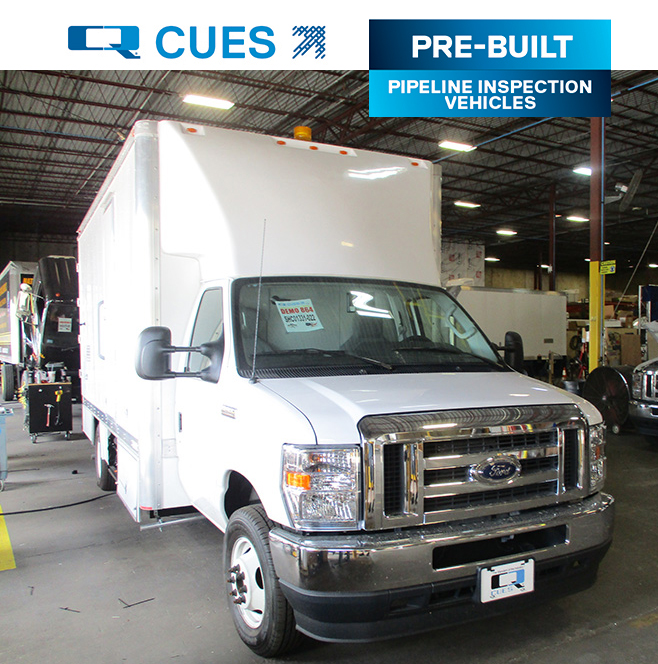 CUES Pre-Built Vehicles